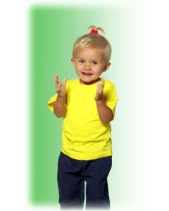 ETS Baby t-shirt colours maat 50