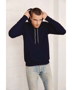 Unisex Poly-Cotton Fleece Pullover Hoodie