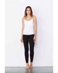Womens Cotton Spandex Legging