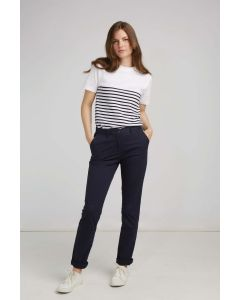Ladies Stretch Chino Trousers