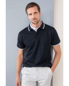 Mens Coolplus® Tipped Polo Shirt