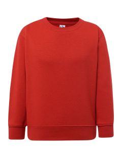 Kids sweatshirt red