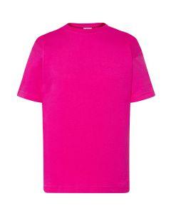 Kids T-shirt fuchsia