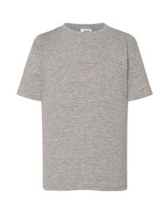 Kids T-shirt grey melange