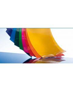 Penstick statische raamfolie  colours