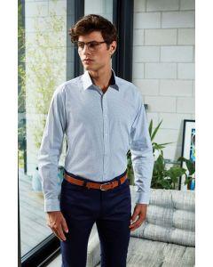 Overhemd met stipjes