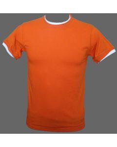 T-shirt World cup orange/white